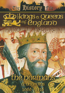The Kings and Queens of England: The Normans and Angevins (Normal) [DVD]