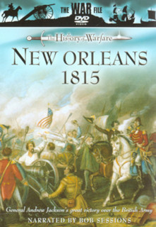 The History of Warfare: New Orleans 1815 (Normal) [DVD]