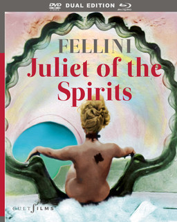 Juliet of the Spirits (1965) (with DVD - Double Play) [Blu-ray] [Blu-ray / with DVD - Double Play]