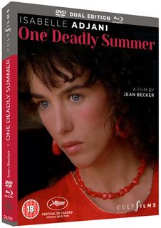 One Deadly Summer (1983) (with Blu-ray - Double Play) [DVD] [DVD / with Blu-ray - Double Play]