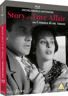 Story of a Love Affair (1950) (Normal) [Blu-ray] [Blu-ray / Normal]