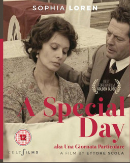 A Special Day (1977) (Normal) [Blu-ray] [Blu-ray / Normal]