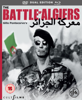 The Battle of Algiers (1965) (with DVD - Double Play) [Blu-ray] [Blu-ray / with DVD - Double Play]