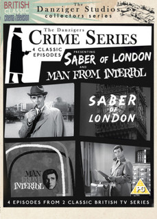 The Danziger Crime Series (1960) (Normal) [DVD] [DVD / Normal]