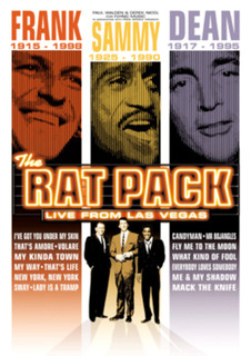 The Rat Pack: Live from Las Vegas - The West End Musical (Normal) [DVD]