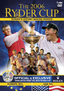 Ryder Cup: 2006 - 36th Ryder Cup (Normal) [DVD]