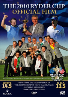 Ryder Cup: 2010 - Official Film - 38th Ryder Cup (Normal) [DVD]