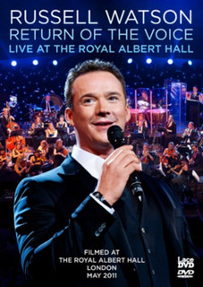 Russell Watson: Return of the Voice - Live at the Royal Albert... (Normal) [DVD]