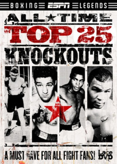 ESPN: All Time Top 25 Knockouts (Normal) [DVD]