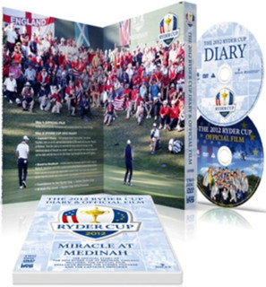 Ryder Cup: 2012 - Captain's Diary and Official Film (Normal) [DVD]