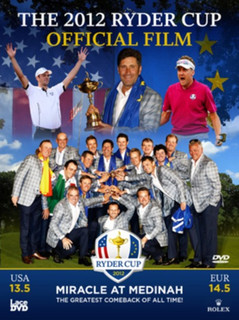 Ryder Cup: 2012 - Official Film - 39th Ryder Cup (Normal) [DVD]