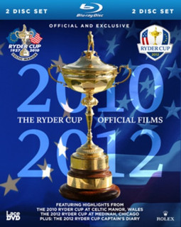 Ryder Cup: Official Films - 2010-2012 (Normal) [Blu-ray]