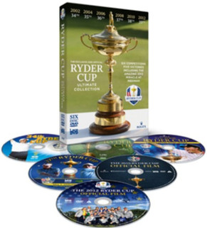 Ryder Cup: Ultimate Collection - 2002-2012 (Normal) [DVD]