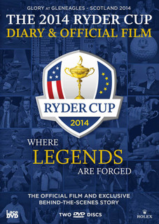 Ryder Cup: 2014 - Official Film and Diary - 40th Ryder Cup (Normal) [DVD]