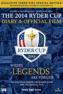Ryder Cup: 2014 - Official Film and Diary - 40th Ryder Cup (Special Edition) [DVD]