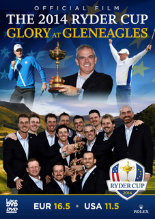 Ryder Cup: 2014 - Official Film - 40th Ryder Cup (Normal) [DVD]
