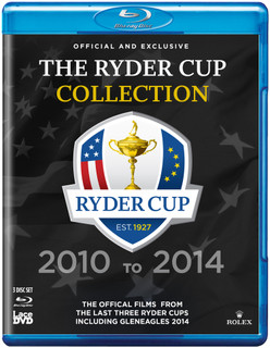Ryder Cup: Official Films - 2010-2014 (2014) (Normal) [Blu-ray]