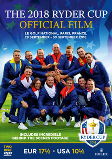 The 2018 Ryder Cup Official Film (Normal) [DVD]