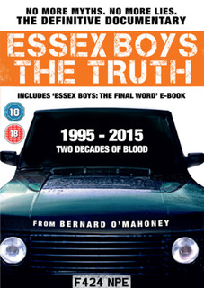 Essex Boys: The Truth (2015) (with Book) [DVD] [DVD / with Book]