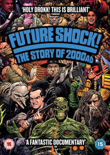 Future Shock! The Story of 2000AD (Normal) [DVD]