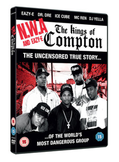 N.W.A & Eazy-E: The Kings of Compton (2015) (Normal) [DVD] [DVD / Normal]