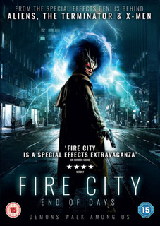 Fire City: End of Days (2015) (Normal) [DVD] [DVD / Normal]
