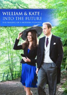 William and Kate: Into the Future (Normal) [DVD]