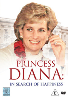 Princess Diana: In Search of Happiness (Normal) [DVD]