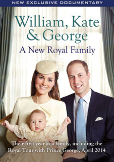 William, Kate and George: A New Royal Family (2015) (Normal) [DVD]