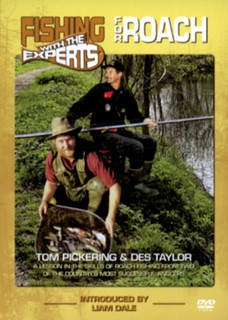 Fishing With the Experts: For Roach (Normal) [DVD]