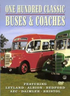 One Hundred Classic Buses and Coaches (Normal) [DVD]
