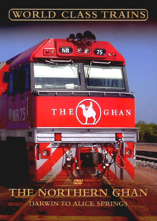 World Class Trains: The Northern Ghan (Normal) [DVD]