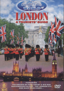 London - A Tourists' Guide (Normal) [DVD]