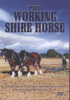 The Working Shire Horse (Normal) [DVD]