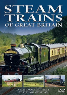 Steam Trains of Great Britain (Normal) [DVD]
