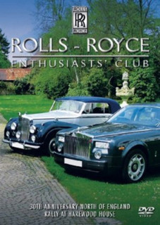 Rolls-Royce Enthusiasts' Club - 30th Anniversary Rally (Normal) [DVD]