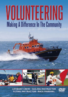 Volunteering - Making a Difference in the Community (Normal) [DVD]