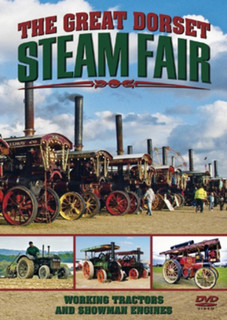 The Great Dorset Steam Fair: Working Tractors and Showman Engines (Normal) [DVD] [DVD / Normal]