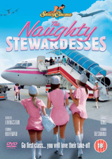 The Naughty Stewardesses (Normal) [DVD]