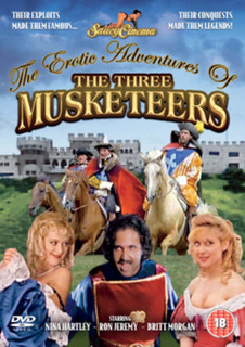 The Erotic Adventures of the Three Musketeers (Normal) [DVD]