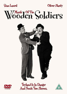 Laurel and Hardy: March of the Wooden Soldiers (Normal) [DVD]