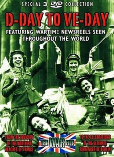 D-Day to VE Day (Box Set) [DVD]