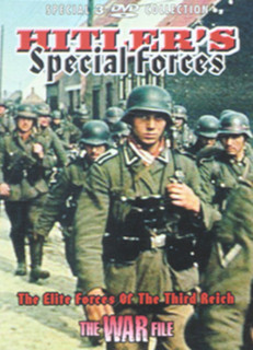 Hitler's Special Forces: The Elite Forces of the Third Reich (Box Set) [DVD]