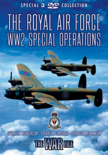 The Royal Air Force - WW2 Special Operations (Box Set) [DVD]