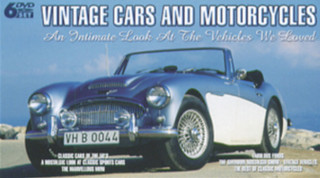 Vintage Cars and Motorcycles (Box Set) [DVD]