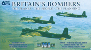 The War File: Britain's Bombers - The Planes, the People, The... (Box Set) [DVD]