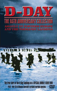 D-Day: The 65th Anniversary Collection (with CD) [DVD]