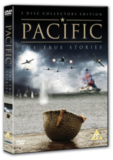 Pacific - The True Stories (Normal) [DVD]