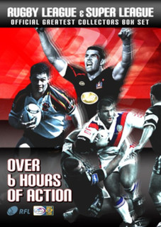 Rugby League and Super League: Official Greatest Collection (Box Set) [DVD]