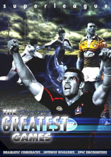 Super League: The Greatest Games (Normal) [DVD]